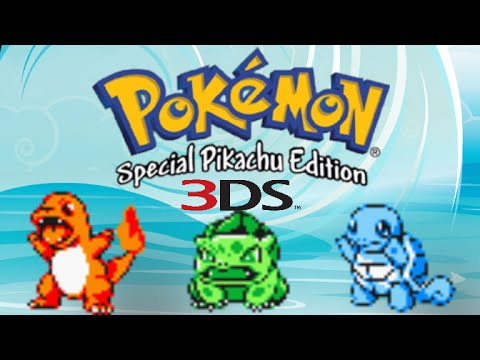 How to Get All 3 Starter Pokemon in Yellow Version for 3DS