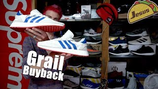 huge selection of f8b99 e5bd8 I-5923  + Adidas Iniki Pride of the 70 s from Sneaker Politics unboxing +