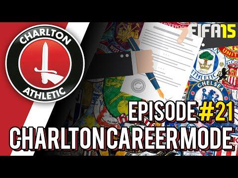 FIFA 15 | Charlton Athletic Career Mode - WE RECEIVE A JOB OFFER?! #21 | ADAMvsFIFA