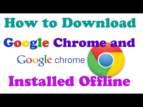 [Hindi] How to Download Google Chrome and Installed Offline || Technical Naresh