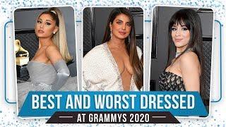Priyanka Chopra Jonas, Ariana Grande, Camila Cabello: Best and Worst Dressed at Grammys 2020