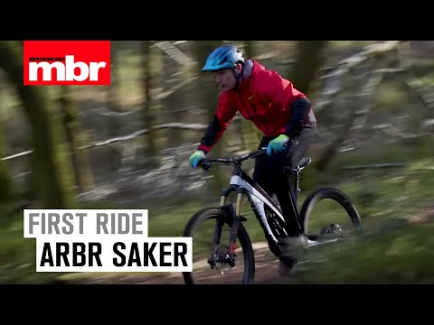 ARBR Saker | First Ride | Mountain Bike Rider
