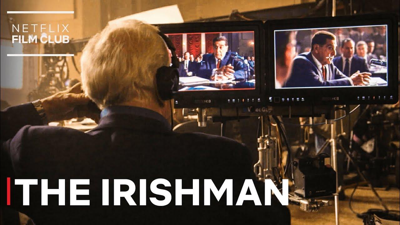 Criterion's The Making Of The Irishman With Scorsese, Pacino, DeNiro and Pesci | Netflix