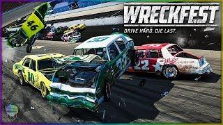 Bristol Beatdown! | Wreckfest