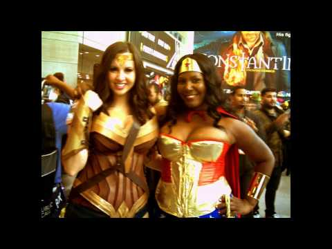 New York Comic Con 2014 cosplayers