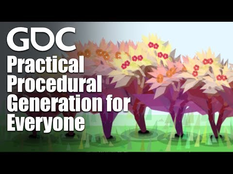 Practical Procedural Generation for Everyone