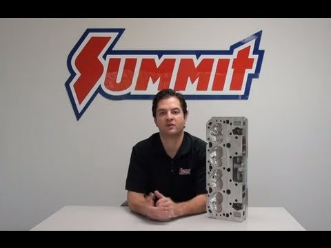 Cylinder Head Combustion Chamber Design - Summit Racing Quick Flicks