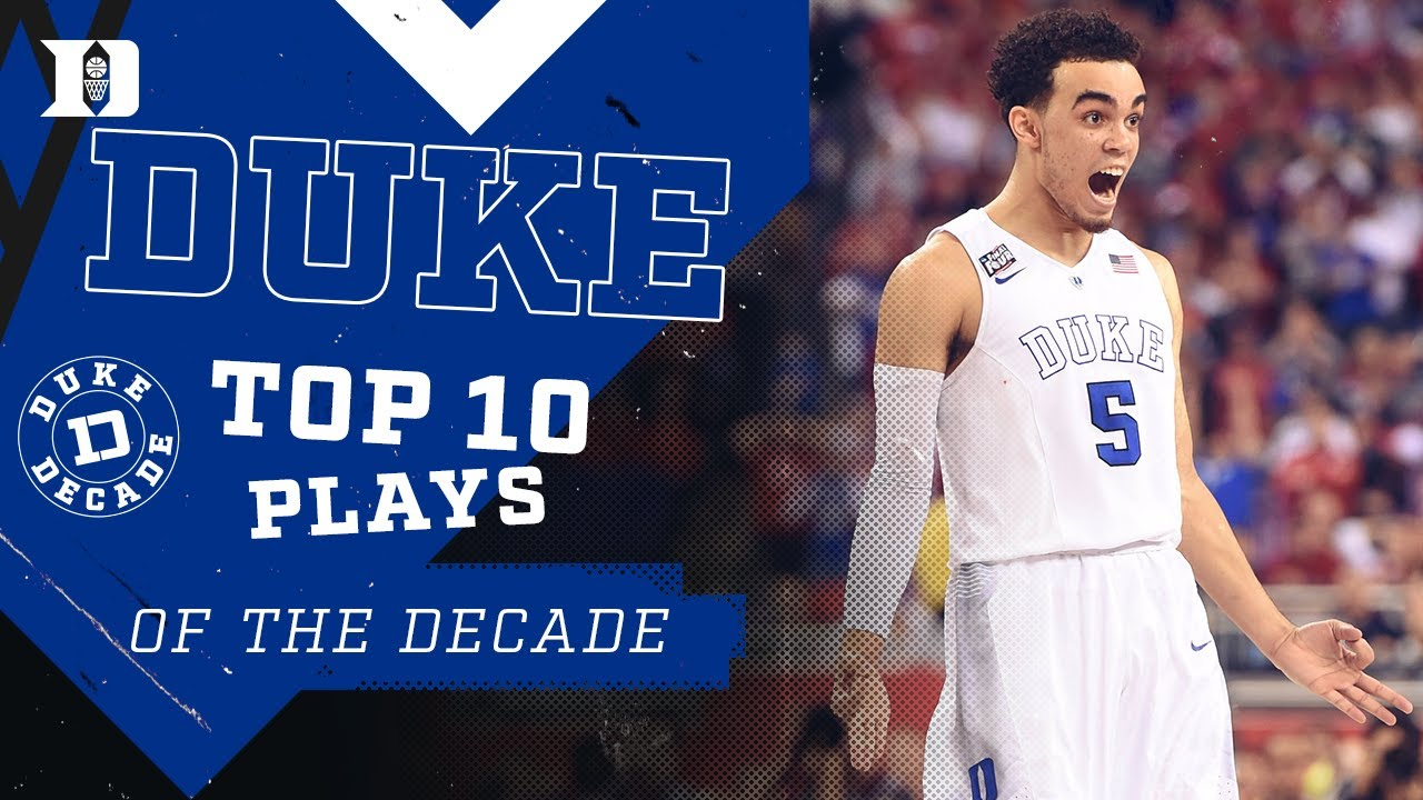 Best of the Decade: Top Plays #DukeDecade