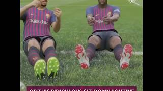 PES 2019 celebrations are hilarious