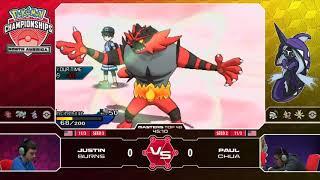 2018 Pokémon North America International Championships: VG Masters Top 4, Match B