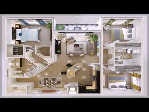 Tiny Home Plans 3 Bedrooms