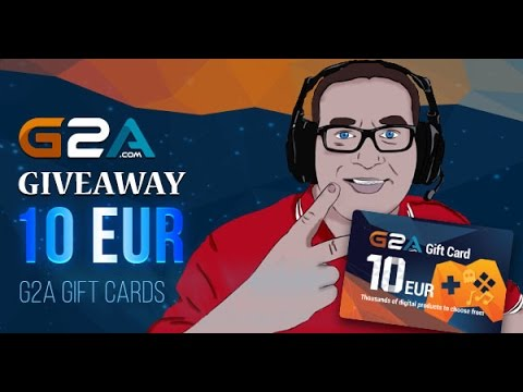 GIVEAWAY 100€ G2A GIFT CARDS | RIC 200.000 SUBS