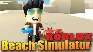 Roblox Beach Simulator Videos 9videostv