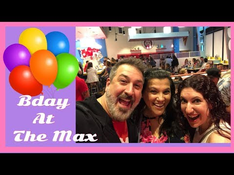 VLOG: MY 35TH BIRTHDAY AT SAVED BY THE MAX AND ROOM ESCAPE LA