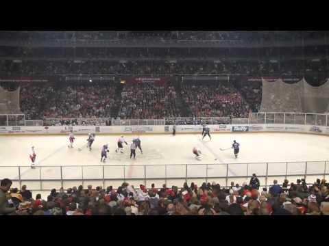 Canada vs USA Ice Hockey in Australia