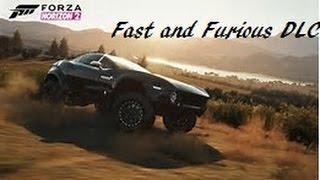 Forza Horizon 2 FAST AND FURIOUS DLC!!!