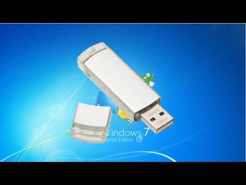 How To Create a Bootable Windows USB