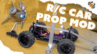 Radio Controlled Car Mod Base for Probius