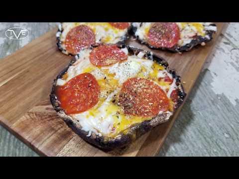 Pizza Stuffed Portobellos Recipe | Episode 573