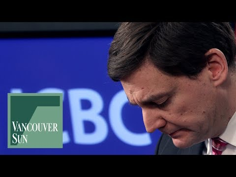 Proposed ICBC changes very clear: David Eby | Vancouver Sun
