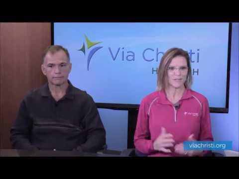 Via Christi Life Matters: Weight loss, heart failure and chaplaincy