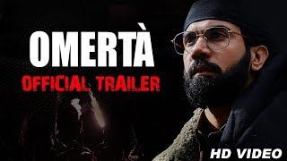 Omertà Official Trailer | Rajkummar Rao | Hansal Mehta | Releasing on 4th May 2018