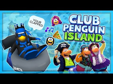 Let's Play Club Penguin Island