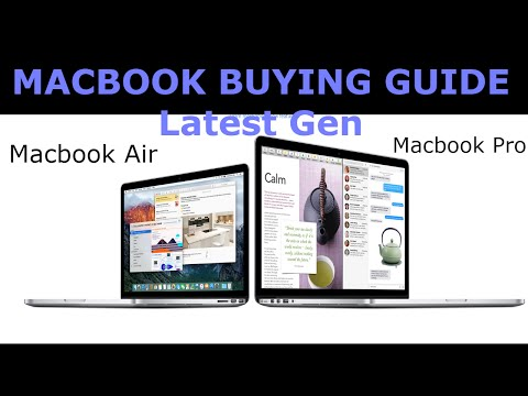 Macbook Buying Guide Choose Yours