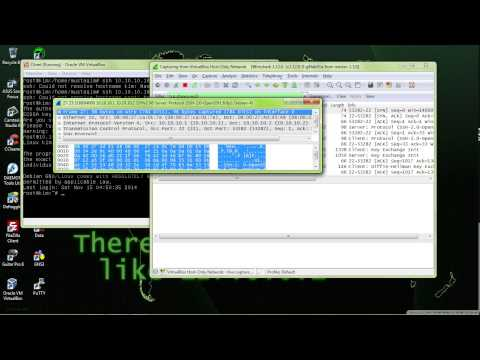 Telnet VS SSH!!!
