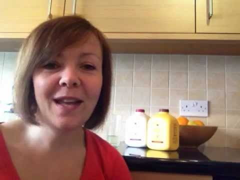 Aloe Vera Gel - why I recommend you drink this daily - Day 6