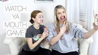 Watch Ya Mouth Challenge W/ Jessi Smiles | Kat Chats
