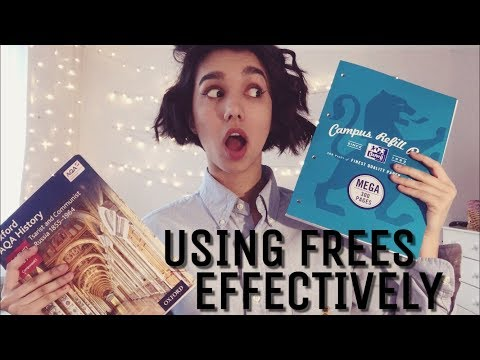 USING FREE PERIODS EFFECTIVELY | Shannon Nath
