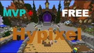Hypixel MVP+ rank giveaway Videos - 9tube tv