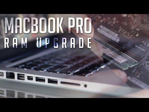 MacBook Pro Ram Upgrade (Mid 2012) [How-To]