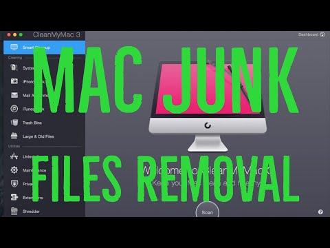 Remove Junk Files from Mac | Tutorial