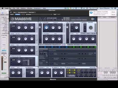 Creating a More Aggressive Pluck Sound!
