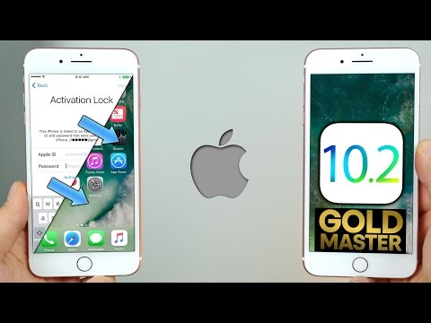 New iCloud Lock Bypass on iOS 10 & 10.2 Beta 5 Changes