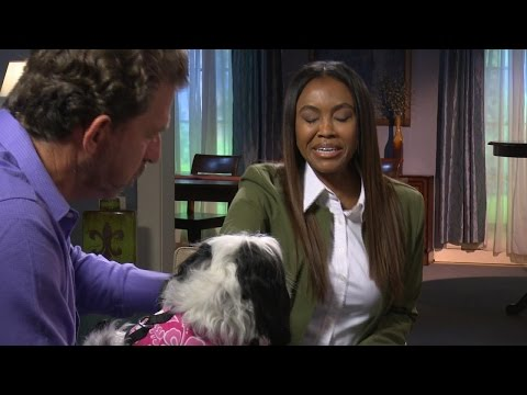 Can Dr. Nita Landry Get over Her Fear of Dogs?