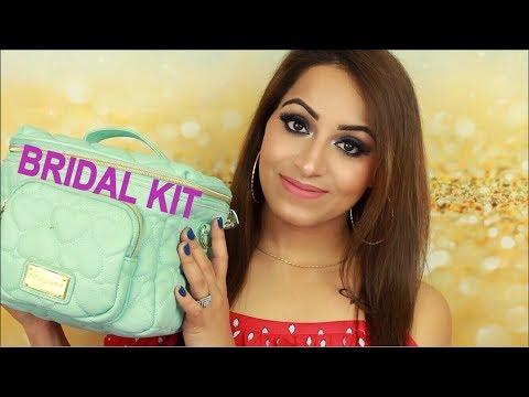 Bridal Makeup Kit | Makeup Essentials | Deepti Ghai Sharma