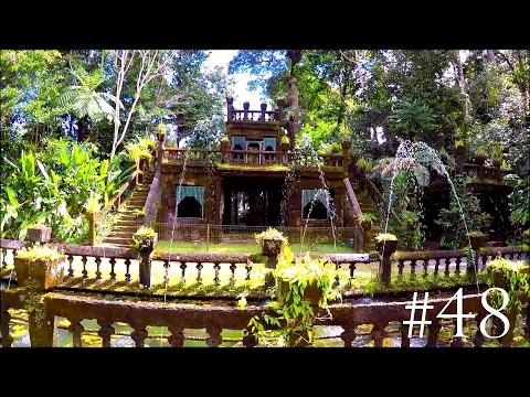 MYSTERIOUS DJUNGLE CASTLE 🏰 WALLAMANN FALLS✔Adventure Time in Australia - Worldtravel Vlog#48