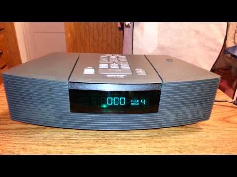 Bose wave radio/cd AWRC-1G