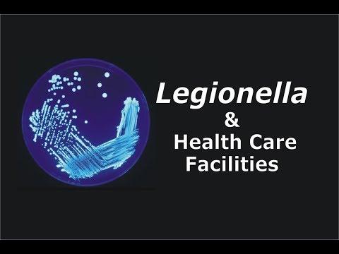 Legionella & Health Care Facilities