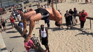 Playing Around at Venice Beach
