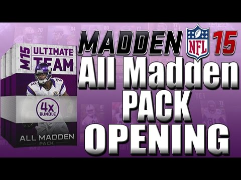 signature series pack madden 15 series pack