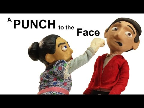Stop Motion Tutorial:  A Punch to the Face