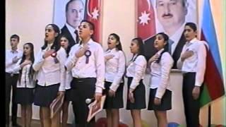 58 saylı tam orta məktəbin 9a sinfinin həmrəylik günü tədbiri(22.12.2015) 1-ci hissə