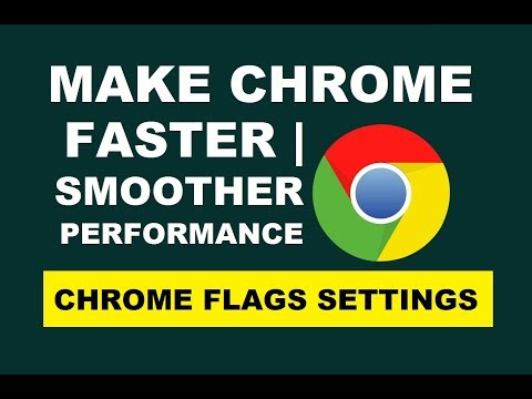 How To Make Google Chrome Run Faster 2019 | Chrome Flags | Simple and Working