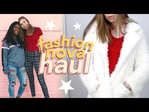 FASHION NOVA TRY-ON HAUL 2018 (supa trendy)