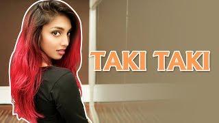 Taki Taki - DJ Snake ft. Selena Gomez, Ozuna, Cardi B | Ridy Sheikh Choreography