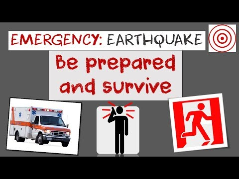 Essential Earthquake Survival Guide   What EVERYONE Should Know! HD